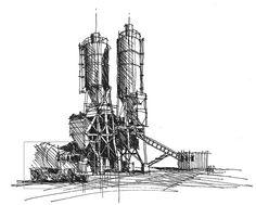 concrete sketch 2