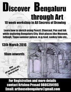Art House: Discover Bengaluru through art
