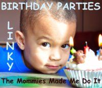 lots of great ideas for kids' birthday parties all in once place and more are being added