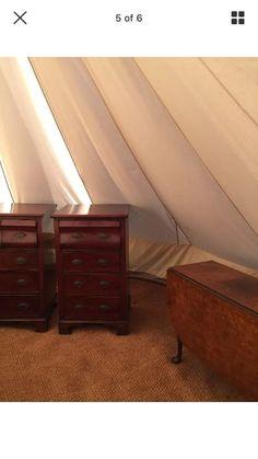 5m Round Bell Tent Coir Matting | eBay  sc 1 st  Pinterest & Boutique Camping Half Moon Bell Tent Coir Matting | ROCKY RIVER ...