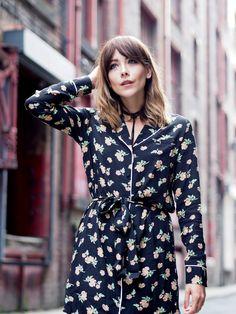 How to nail the pyjama trend
