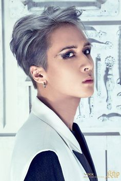 [#VIXX] #VIXX_2016_CONCEPTION  #KER Special Package  #Hades #RAVI Release on #20161121_0AM -- When make-up is on point TTuTT