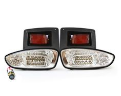 Halogen & LED Light Kit for EZGO RXV Golf Carts | Easy installation | FREE SHIPPING! | NO TAX in 48 States! | Shop Today!