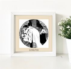 Lilien combinó temas judíos bíblicos y tradicionales con los motivos y métodos del Art Nouveau. Su arte expresaba esperanzas y deseos judíos en la era del sionismo que se veía más allá del exilio. Art Nouveau, Home Decor, Art, Lilies, Decoration Home, Room Decor, Home Interior Design, Home Decoration, Interior Design