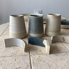 Glazing Techniques, Ceramic Techniques, Pottery Techniques, Ceramic Tools, Ceramic Decor, Ceramic Clay, Glazes For Pottery, Ceramic Pottery, Pottery Lessons