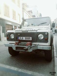 #LandRover #Defender #4x4 #offroad #car #classic