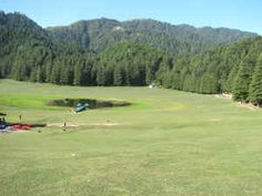 Khajjiar,Himachal Pradesh, INDIA