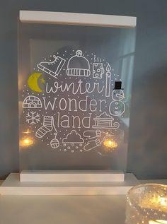 Wonderland # window drawing by Sanne R. - Wonderland # window drawing by Sanne R - Chalkboard Window, Chalkboard Doodles, Chalkboard Print, Christmas Art, Christmas Decorations, Banner Doodle, Chalk Design, Art Deco Bar, Christmas Chalkboard
