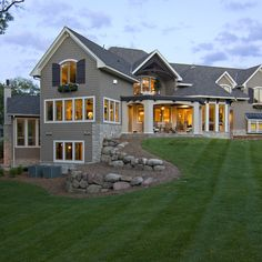 Spur Road - Edina, MN - traditional - Exterior - Minneapolis - Schrader & Companies