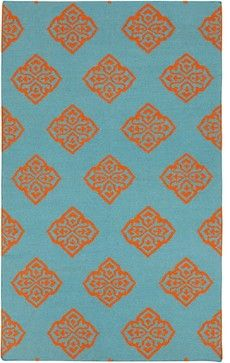 rugstudio presents addison and banks flat weave abr0473 white orange flatwoven area rug 279 for 5x8 nursery ideas pinterest orange flats