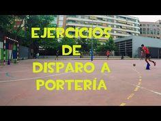 Ejercicios disparo a portería Historia Do Futsal, Soccer Drills, Youtube, Shots, Training, Training Workouts, Soccer Workouts, Soccer Training, Work Outs