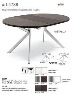 contemporary round folding table citadine ligne roset   furniture ... - Tavolo Rotondo Vetro Allungabile