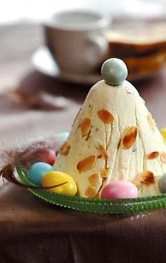 Delicious Easter Pasha Easter Table, Easter Food, Easter Recipes, Goodies, Gourmet, Sweets, Icons, Spring, Russian Recipes