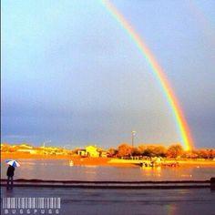 Rainbow God Always Rare & Amazing. 😉❤💛💚💙🌈
