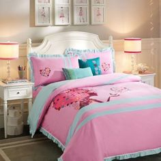 Modern Teen Bedding