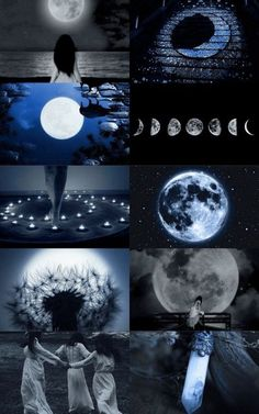 VANITAS — guardofcitadel: request: lunar witch aesthetic (x) credits to owner Sister seven 2 Witch Aesthetic, Aesthetic Collage, Blue Aesthetic, Aesthetic Bedroom, Aesthetic Fashion, Aesthetic Iphone Wallpaper, Aesthetic Wallpapers, Fantasy Kunst, Fantasy Art