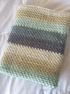 Moss stitch 30 x 1 caron big cake in afternoon tea We are want to say thanks. Moss stitch 30 x Caron Cake Crochet Patterns, Caron Cakes Crochet, Manta Crochet, Afghan Crochet Patterns, Knit Or Crochet, Crochet Afghans, Baby Blanket Crochet, Crochet Crafts, Crochet Stitches