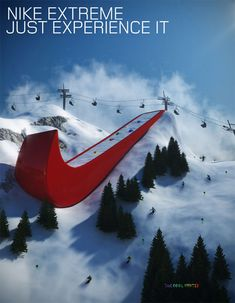 Nike Extreme: Just Experience It