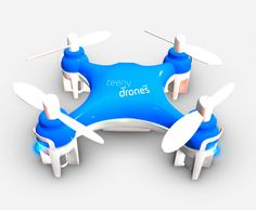 Teeny Drone - Teeny Drones - Looking for a 'Quadcopter'? Get your first quadcopter today. TOP Rated Quadcopters has Beginner, Racing, Aerial Photography, Auto Follow Quadcopters and FPV Goggles, plus video reviews and more. => http://topratedquadcopters.com <== #electronics #technology #quadcopters #drones #autofollowdrones #dronephotography #dronegear #racingdrones #beginnerdrones