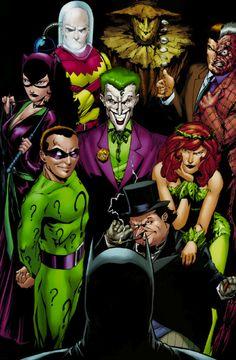 List of Batman Family adversaries - Wikipedia, the free encyclopedia