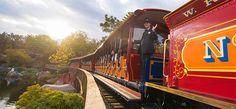 【公式】ウエスタンリバー鉄道 | 東京ディズニーランド | 東京ディズニーリゾート