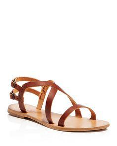 4e8f349dbb1 Joie a la Plage Socoa Strappy Flat Sandals Shoes - Sandals - Bloomingdale s