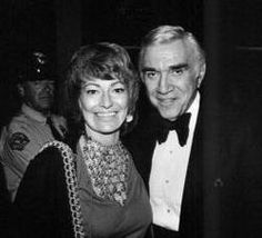 Nancy Deale Greene and Lorne Greene (December 17, 1961 – September 11, 1987; his death)