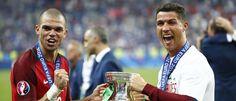 """Noticias ao Minuto - """"Tínhamos de ganhar pelo Cristiano Ronaldo"""""""