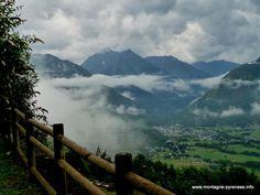 Transhumance de nuages en Aure - Le joli balcon de Grailhen - Pyrénées - 107230262980162894963 - Picasa Albums Web