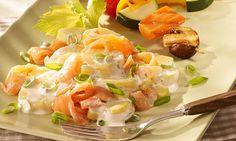 Ein schnell gemachter Kartoffelsalat nicht nur für die Grillsaison