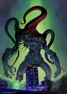 Nyarlathotep: Cthulhu Mythos deity, also known as the Crawling Chaos. He has thousands of forms & names, and each avatar is different depending on his location.