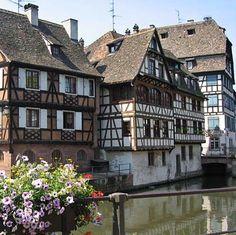 Strasbourg, France  Can't wait to go back someday!