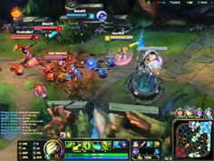 Let's Play League of Legends Master Yi PvP