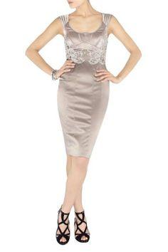 Graceful slim dress