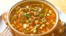 Chorba facile Batch Cooking, Beignets, Chana Masala, Chili, Salsa, Healthy, Ethnic Recipes, Food, Couscous