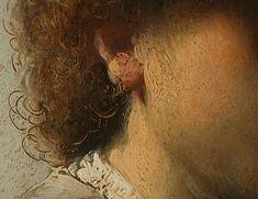 Rembrandt Portrait, Painting, Art, Art Background, Painting Art, Kunst, Paintings, Performing Arts, Painted Canvas