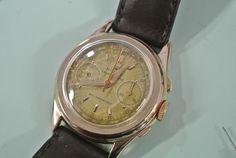 Vintage Rolex Chronograph- Waaay too classy.