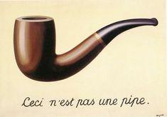 """""""La traición de las imágenes"""" (1929). René Magritte (Bélgica, 1898-1967). Museo de Arte del Condado de Los Ángeles."""