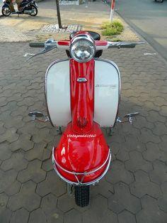 1960 Innocenti Lambretta 150 Li2