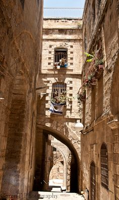 """""""145/365-Old City Alleyway"""" by Garen T Photography on Flickr - Old City Jerusalem, israel"""