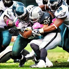 2013 Week 9: 11/3 #Eagles head west to face the #Raiders.