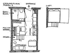 Zoku - Tiny Studio Apartment Building, Amsterdam