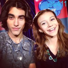 "G Hannelius And Blake Michael Promoting ""Dog With A Blog"" For Mexico"