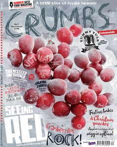 We're feeling festive – #Cotswolds Christmas issue out today. What do you think of the new cover? #pickupyourcrumbs   www.crumbsmag.com