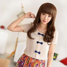 Buy '59 Seconds – Puff Short-Sleeve Ribbon-Accent Top' with Free International Shipping at YesStyle.com. Browse and shop for thousands of Asian fashion items from Hong Kong and more!