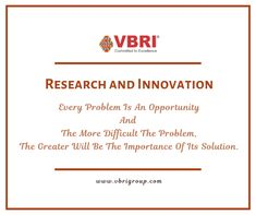 Keeping in mind the larger goal of changing lives, VBRI strives to promote and stimulate world-class research and innovation. Throughout The World, Research, Innovation, Health Care, Environment, Mindfulness, India, Technology, Search