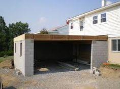 Image result for garage flat roof