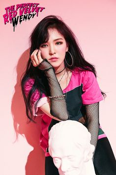 "Wendy | The Perfect Red Velvet: Series 2 ""Bad Boy"" by Red Velvet Teaser Photos 