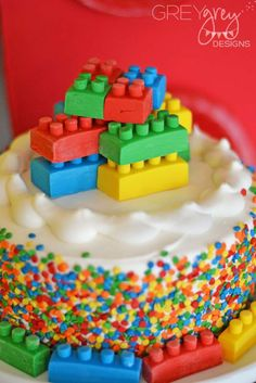 Legos, lego movie, lego friends Birthday Party Ideas | Photo 12 of 31