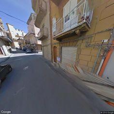 135 Via Roma, Aragona, Sicily, Italy Instant Street View, Italy, Italia
